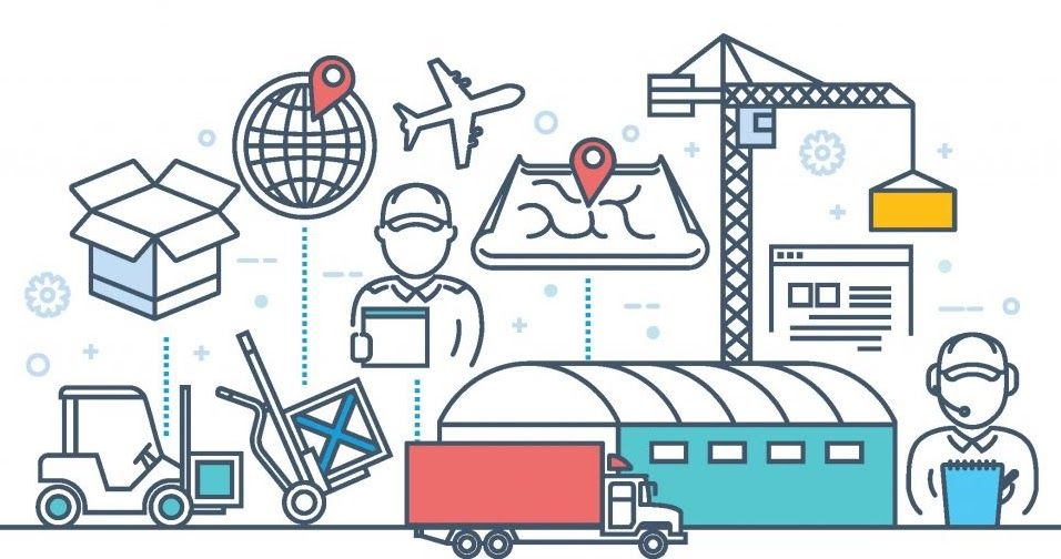 A supply chain is a complex and vast system of many moving pieces and parts